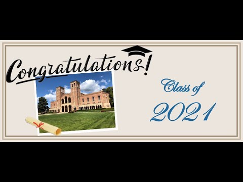 Embedded thumbnail for 2021 Virtual Commencement Ceremony
