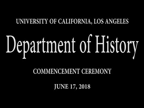 Embedded thumbnail for 2018 Commencement